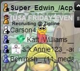 US recruiting event 3